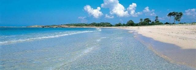 Playa Es Cargols en Mallorca