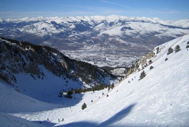 Estación de esquí La Masella y La Molina
