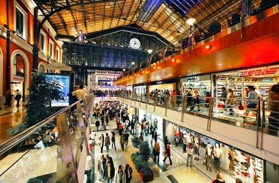 Centros Comerciales en Barcelona