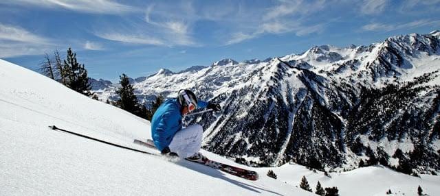 Temporada de esquí - Baqueira Beret