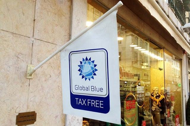Tax Free en las Tiendas de Barcelona