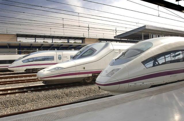 Trenes en España