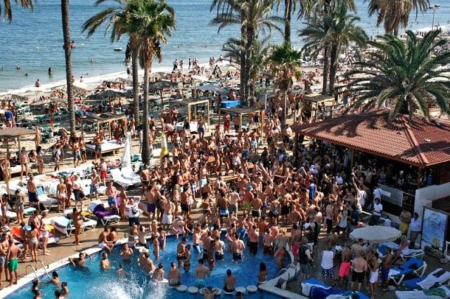Bora Bora Beach Club en Ibiza