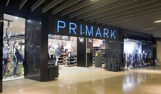 Tienda Primark en Barcelona