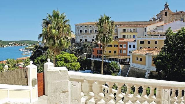 Mahón - Capital de Menorca