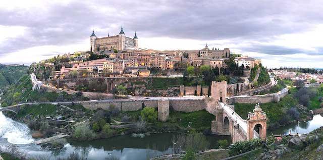 Excursión de medio día la Toledo