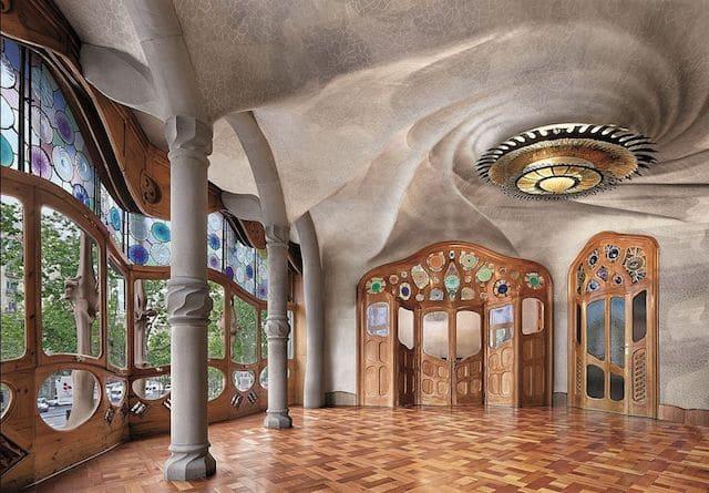 Ruta Gaudí en Barcelona