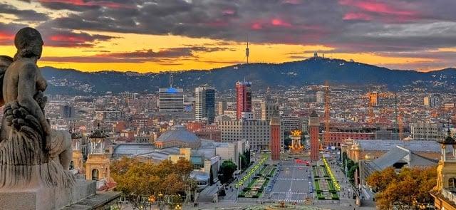Lugares para ver Barcelona desde lo alto