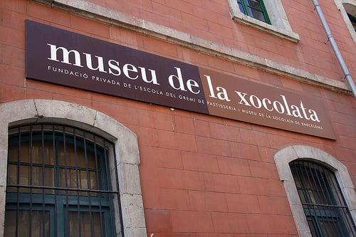 Museo del Chocolate en Barcelona