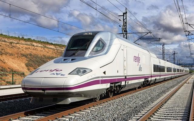 Viaje en tren de Barcelona a Madrid