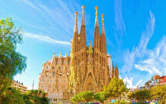 Itinerario de cuatro días en Barcelona