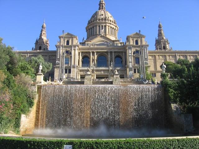 Hoteles en el barrio Montjuïc en Barcelona