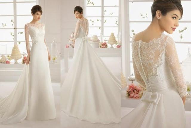 Dónde comprar vestidos de novia en Barcelona