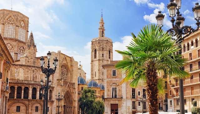 Puntos turísticos de Valencia