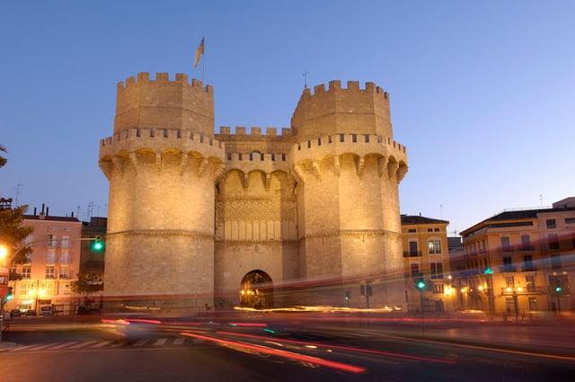Itinerario de dos días en Valencia