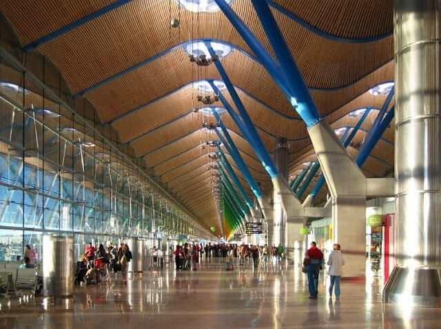 Aeropuerto de Madrid: Todas las sugerencias