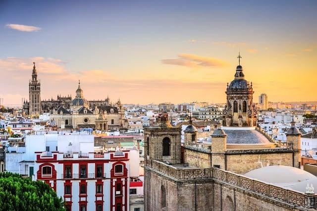 Itinerario de dos días en Sevilla