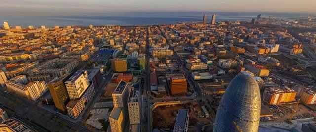 Poblenou y el arte urbano en Barcelona