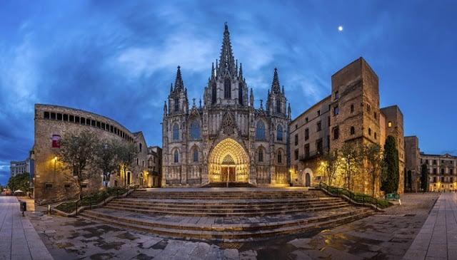 10 atracciones increíbles en Barcelona