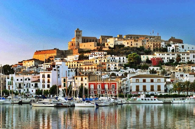 Itinerario de un día en Ibiza