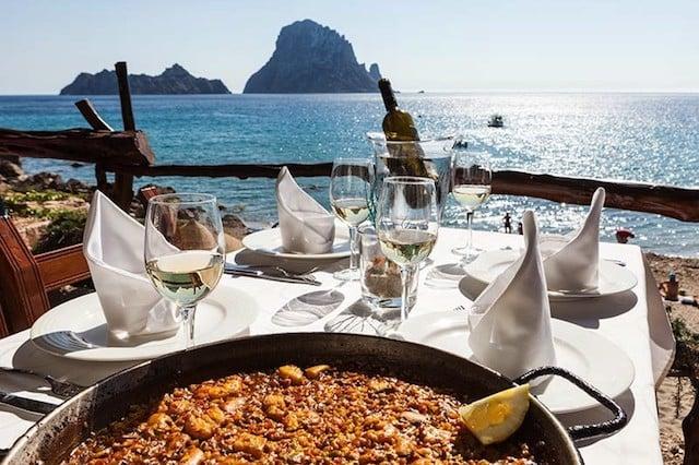 Mejores restaurantes en Ibiza