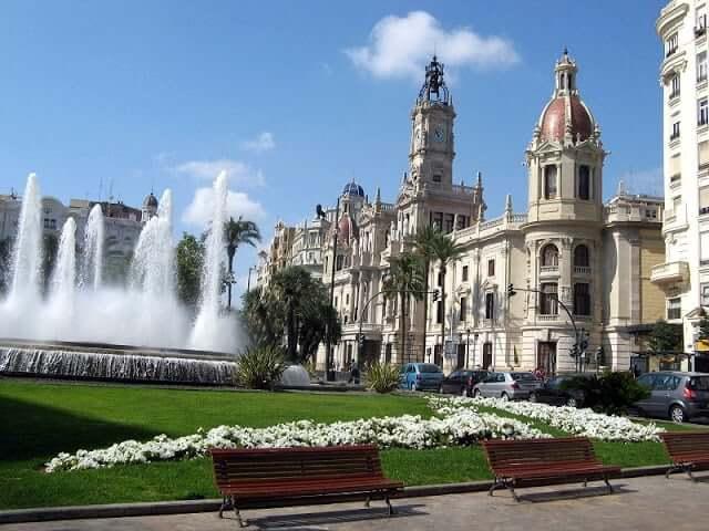 Paseos en Valencia