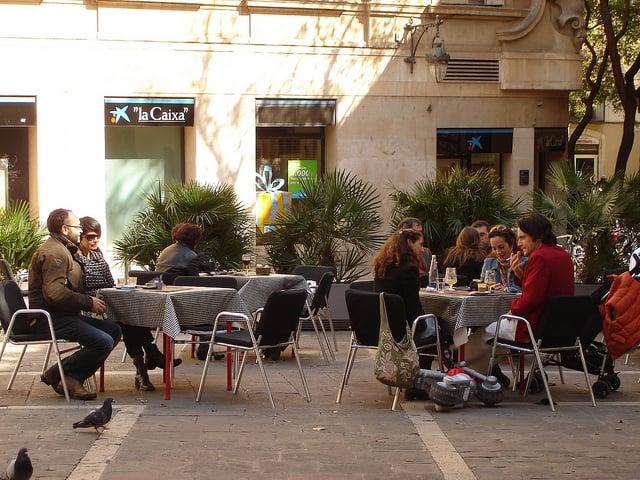 10 cafeterías y comidas ligeras en Barcelona