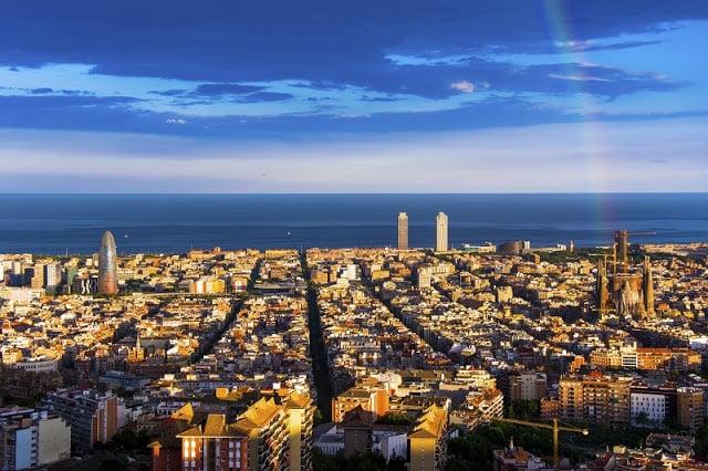 Itinerario de siete días en Barcelona
