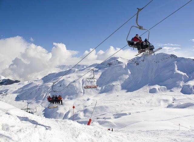 Cuándo y dónde esquiar en España