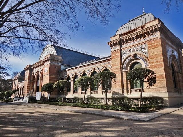 Palacio Velázquez en Madrid