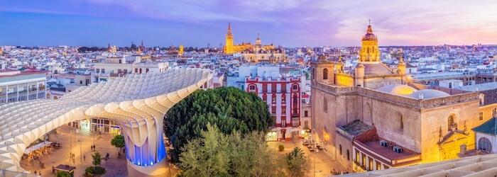Paseos en Sevilla